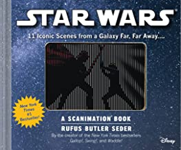 Best star wars: a scanimation book Reviews