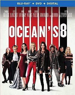 Ocean's 8 (Blu-ray + DVD + Digital)