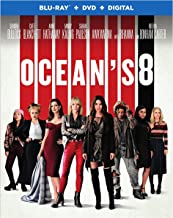 Best oceans 8 blu ray Reviews