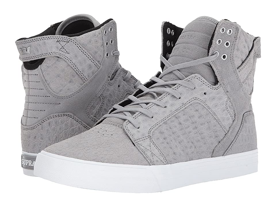 Supra Skytop (Grey/White 2) Men