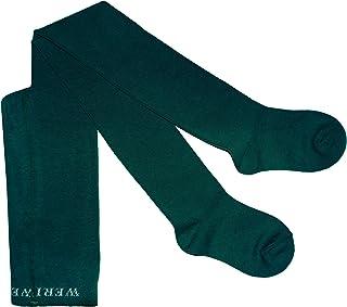 Weri Spezials Baby und Kinder Strumpfhose für Mädchen und Jungen, UNI Glatt in 19 tollen Farben aus Baumwolle
