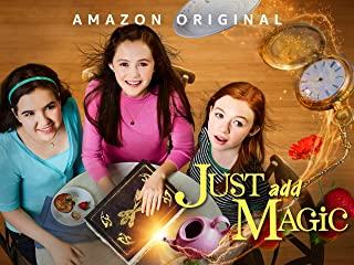 Just Add Magic - Season 3 (4K UHD)