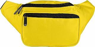 Amazon.com  Yellows - Waist Packs   Luggage   Travel Gear  Clothing ... 718390b699173