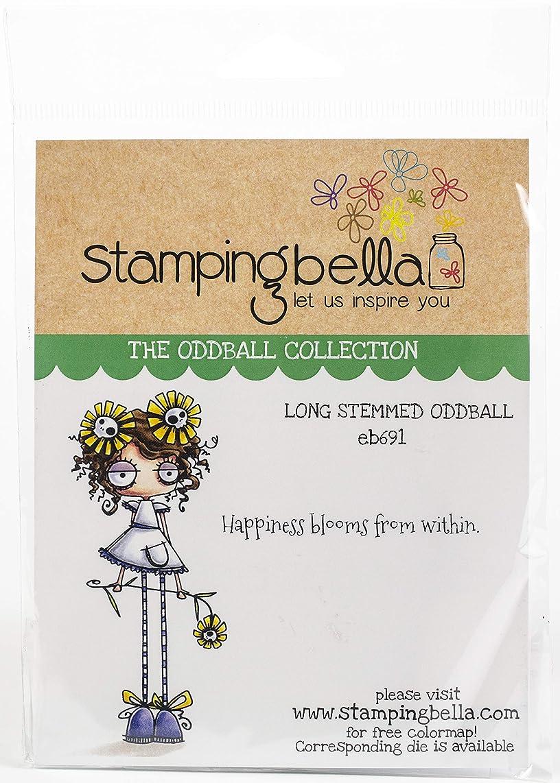 Stamping Bella EB691 Cling Stamps, Oddball Nurse