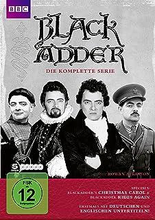 Blackadder Komplettbox [5 DVD's]