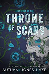 Throne of Scars (Lost Kings MC Book 20) Kindle Edition