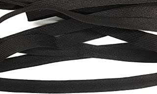 Silver Metallic Flat Braid Cord 288 Yards 1//4 Wide Co110