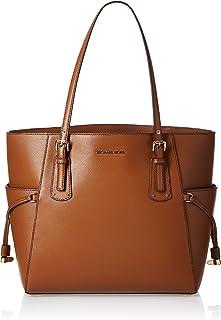 حقيبة توت كبيرة للنساء من مايكل كورس، بني - 30H7GV6T9L