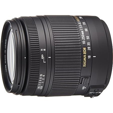 Sigma 18-250mm f3.5-6.3 DC MACRO OS HSM for Canon Digital SLR Cameras