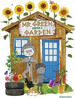 Mr. Green Grows a Garden