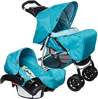 Graco 7M69SIWE Travel System Mirage, Parent Into The Woods