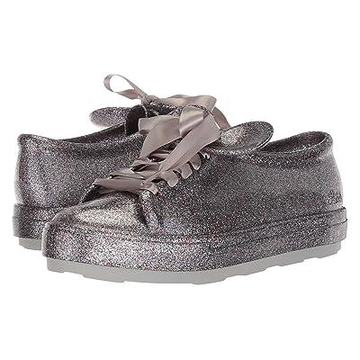 Melissa Shoes Be + Disney (Silver Cloud Glitter) Women