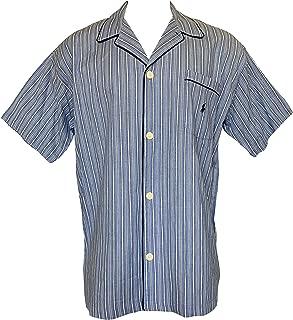 Polo Ralph Lauren Mens Woven Stripe PJ Top