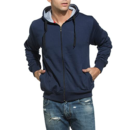 a01b9aa7 Men's Hoodies: Buy Men's Hoodies Online at Best Prices in India ...