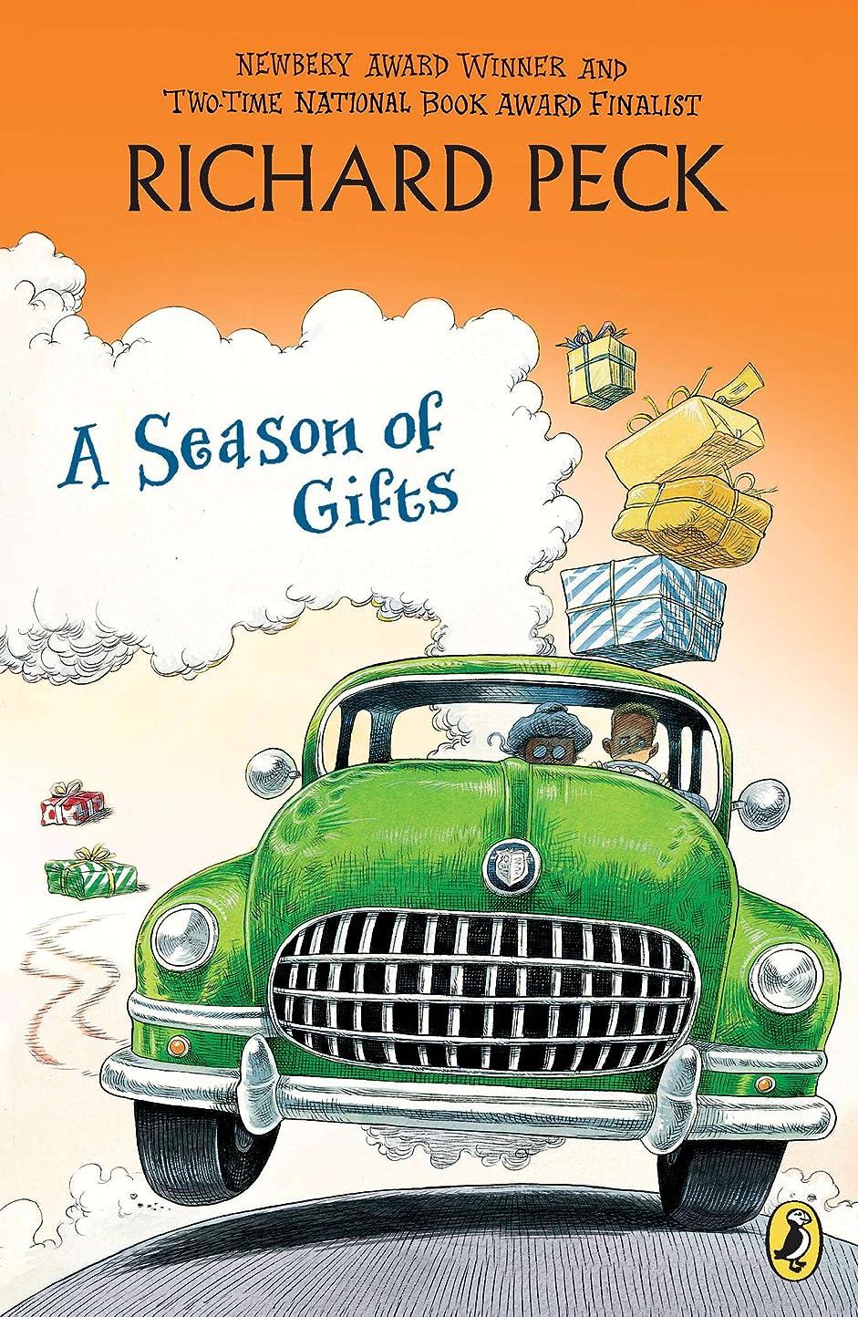 落ち込んでいるウール盲信A Season of Gifts (English Edition)