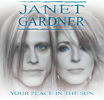 Janet Gardner - Your Place In The Sun (2019) LEAK ALBUM