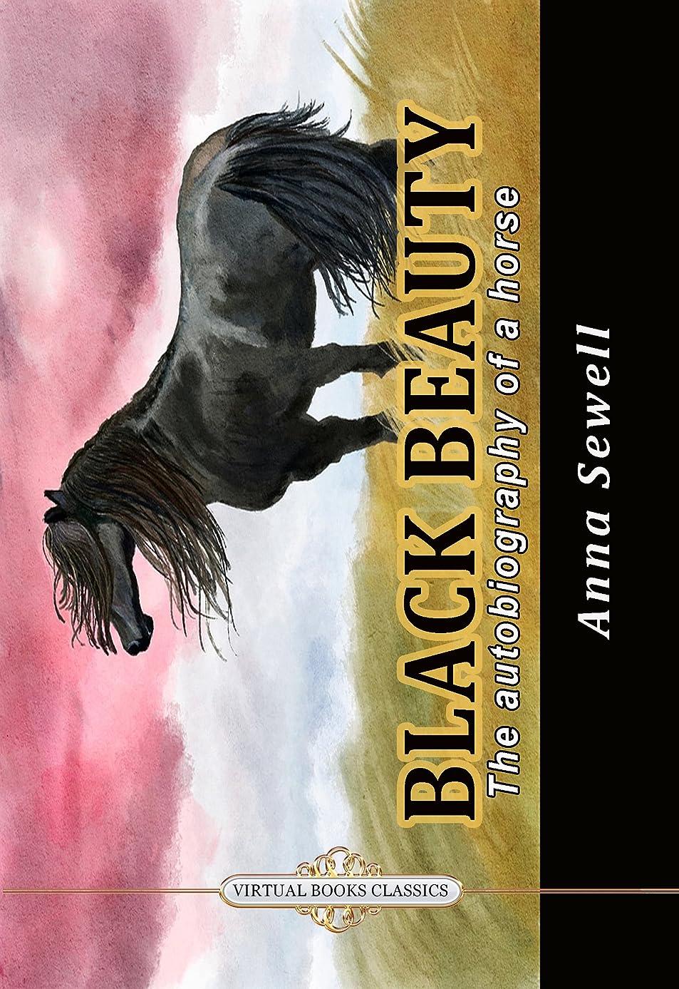 ランドリーシールかろうじてBLACK BEAUTY  The autobiography of a horse: Illustrated edition (English Edition)