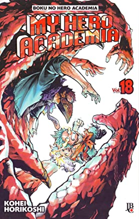My Hero Academia Vol.18