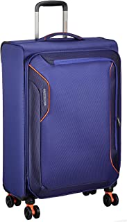 American Tourister Applite 3.0 Expandable 71Cm Bodega Blue Medium Bag -