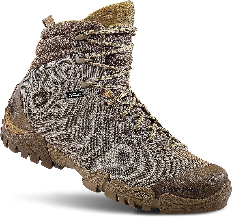 GARMONT TACTICAL 481027 Men's Nemesis 6.0 GTX Waterproof Shock-Absorbent Boots
