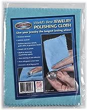 Bead Buddy World's Best Jewelry Polishing Cloth-Silver Polishing Cloth-Jewelry Cleaning Cloth