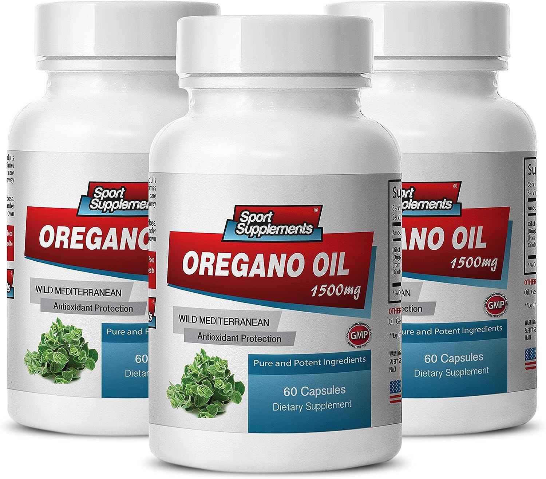Immunity Support Outlet SALE Supplement - trend rank Oregano Mediterranean E Oil Wild