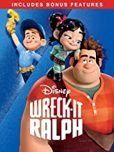 Wreck-It Ralph (Plus Bonus Content)