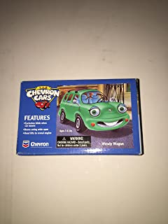 Chevron Cars Wendy Wagon, Car 2 in Series, Collectible