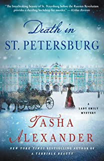 Death in St. Petersburg: A Lady Emily Mystery (Lady Emily Mysteries Book 12)