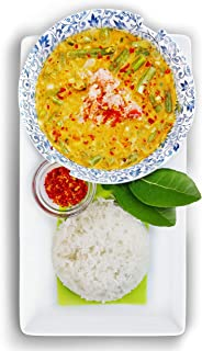 Takeout Kit, Thai Crab Curry Meal Kit, Serves 4