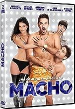 Macho Una Comedia Sin Etiquetas DVD Region 1 and 4 (Solo Espanol / No English Options)