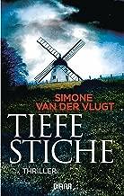Tiefe Stiche: Thriller (German Edition)