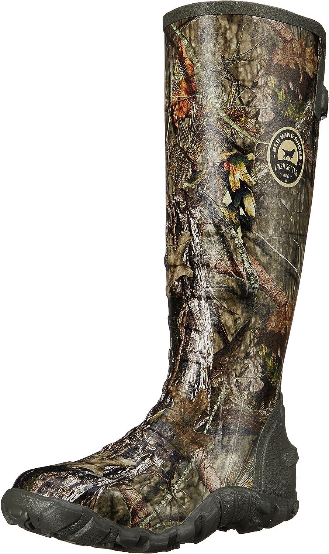 Irish Setter Men's Rutmaster 2.0 Lite 17  Rubber Hunting Boot