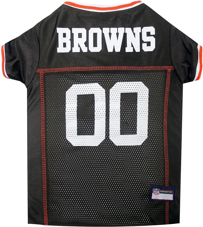 Cleveland Browns Dog Jersey Medium