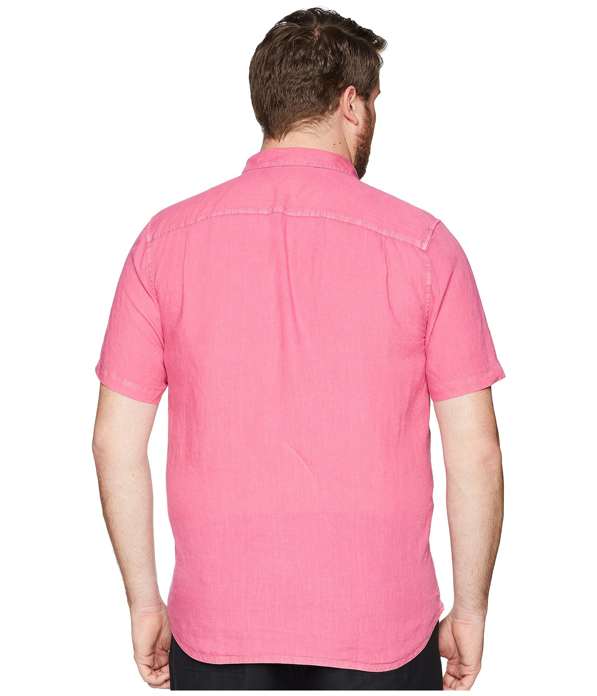Big Sea Breezer amp; Rose Sleeve Short Tall Shirt Glass Bahama Bright Tommy YxwqUU