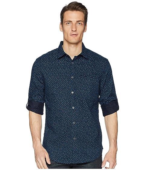 John Varvatos Collection Slim Fit Sport Shirt W375U1