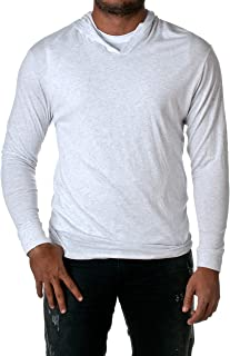 Unisex Triblend Hooded Long Sleeve Pullover - 6021