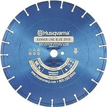 Husqvarna 542751051 Blue 300B General Purpose Diamond Blade, 16-Inch X .125-Inch