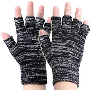Best Touch Screen Winter Knit Gloves - Lightweight & Warm Thermal Magic Tech Gloves for Texting, Running, Driving, Cycling Review