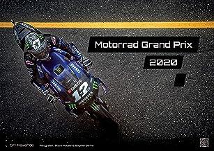 Mundial de Motociclismo - 2020 Calendario - formato DIN A3 | MotoGP