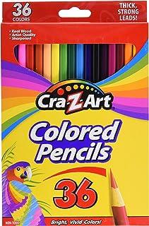 Cra-Z-Art Colored Pencil Set 36pc