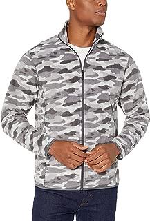 Men's Full-Zip Polar Fleece Jacket