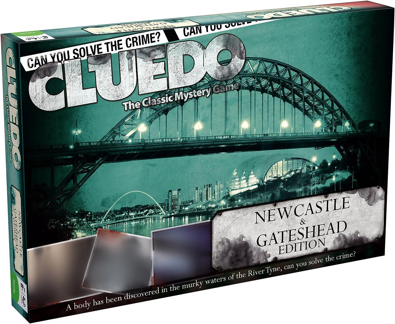Game - Cluedo - Newcastle Gateshead & Ausgabe
