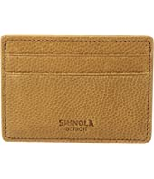Shinola Detroit - Latigo Id Card Case