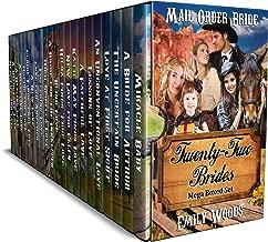 Mail Order Bride: Twenty-Two Brides Mega Boxed Set