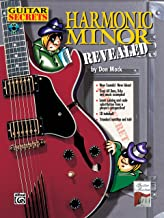 Guitar Secrets: Harmonic Minor Revealed, Book & CD