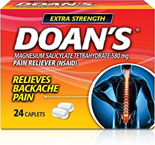 Best doan's extra strength ingredients Reviews