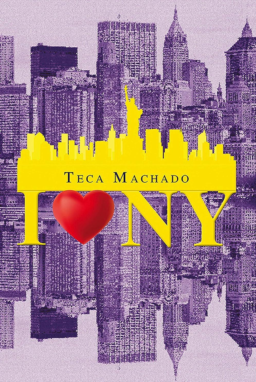 計算可能真剣に塩辛いI love New York (Portuguese Edition)