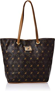 BHPC Womens Tote Bag, BROWN - BHVA1021BN