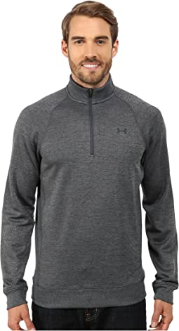 UA Storm 1/4 Zip Sweater